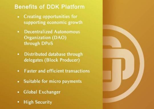 Kelebihan Teknologi AEPOS Yang Digunakan DDKoin