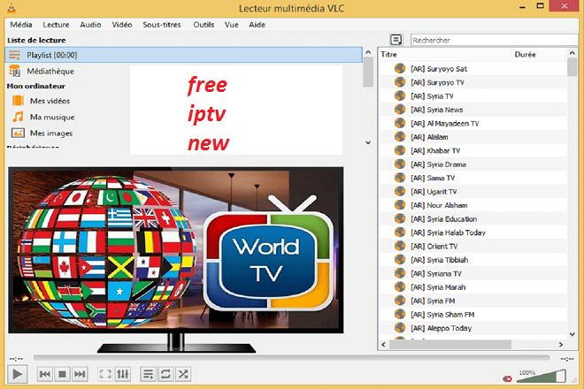 Free iptv playlists Worldwide