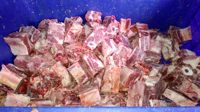 Supplier Daging Sapi Iga Dan Oxtail (Buntut) Cutting