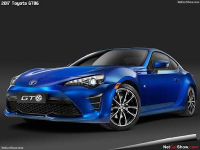 Toyota GT 86 2017