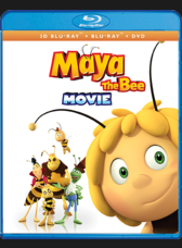 Maya the Bee Movie from Shout! Factory
