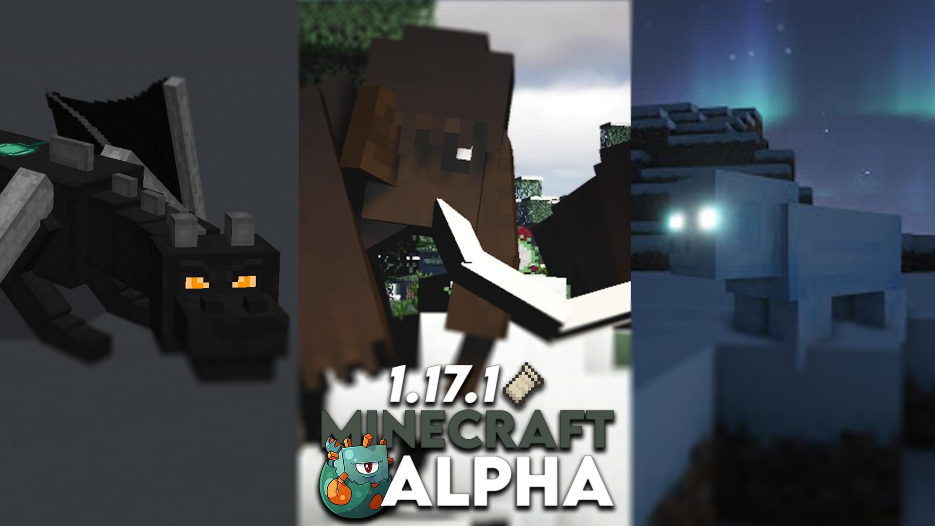 Minecraft Alpha Modpack [Fabric] 1.17.1