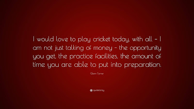 Cricket Practice Quotes