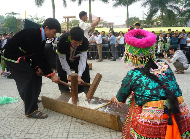 Cultural identity of ethnic Mong in Ha Giang 2