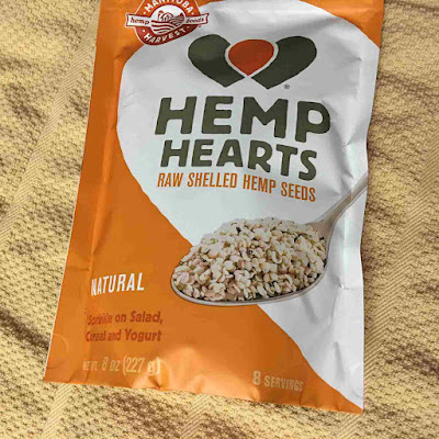 manitoba harvest hemp hearts protein product review