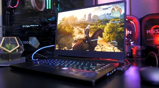 Gaming on this laptop