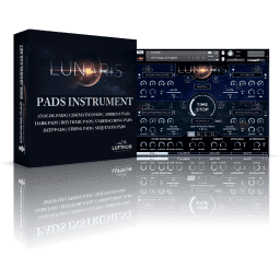 Lunaris Pads Instrument KONTAKT Library