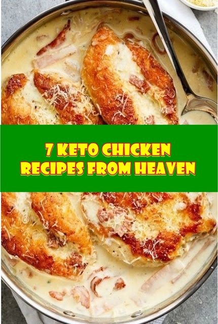 #Keto #Chicken #Recipes #That #Will #Blow #Your #Taste #Buds #Away