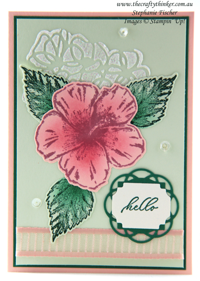 #thecraftythinker #stampinup #timelesstropical #poppymoments #minicatalogue #cardmaking , Timeless Tropical, Poppy Moments, Mini Catalogue, Stampin' Up Demonstrator, Stephanie Fischer, Sydney NSW