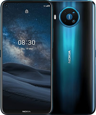 HMD officially launched the Nokia 8.3 5G phone