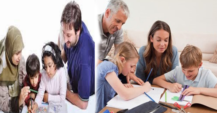 17 Peran Orang Tua dalam Psikologi Anak yang Penting