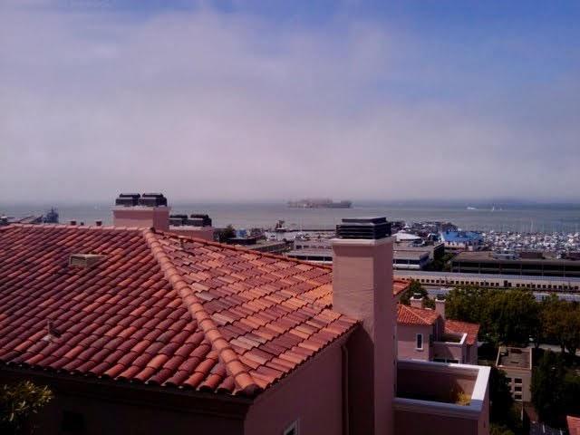 Barbary Coast Trail - San Francisco Bay Views