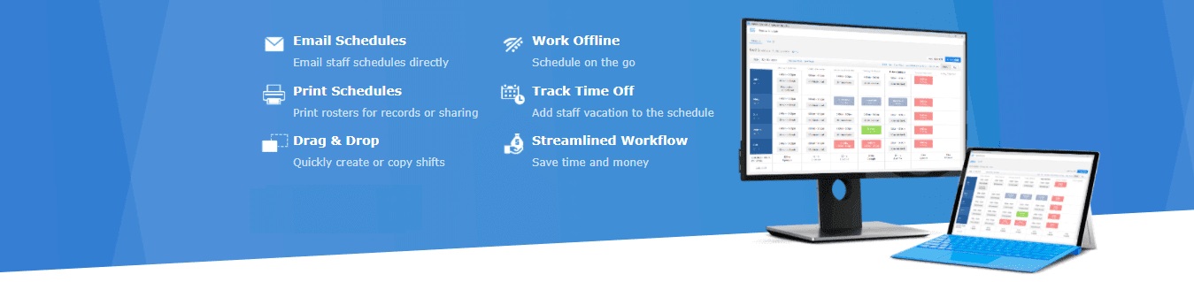 Express Schedule Employee Scheduling Software Registration Code