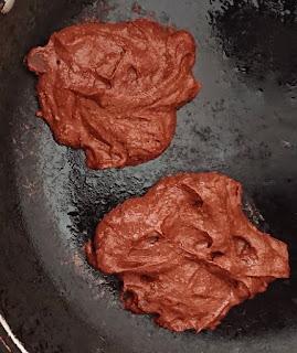 gluten free pancake batter cooking