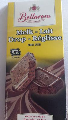 chocolade drop