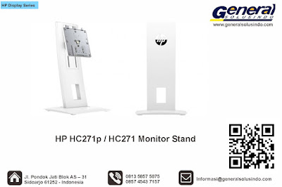 HP HC271p / HC271 Monitor Stand