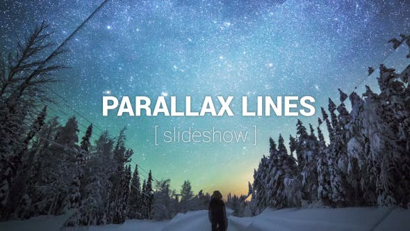 Lines Slideshow[Videohive][After Effects][13081435]