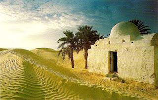 , Ein Tag in der Wüste, Pansliste, Pansliste