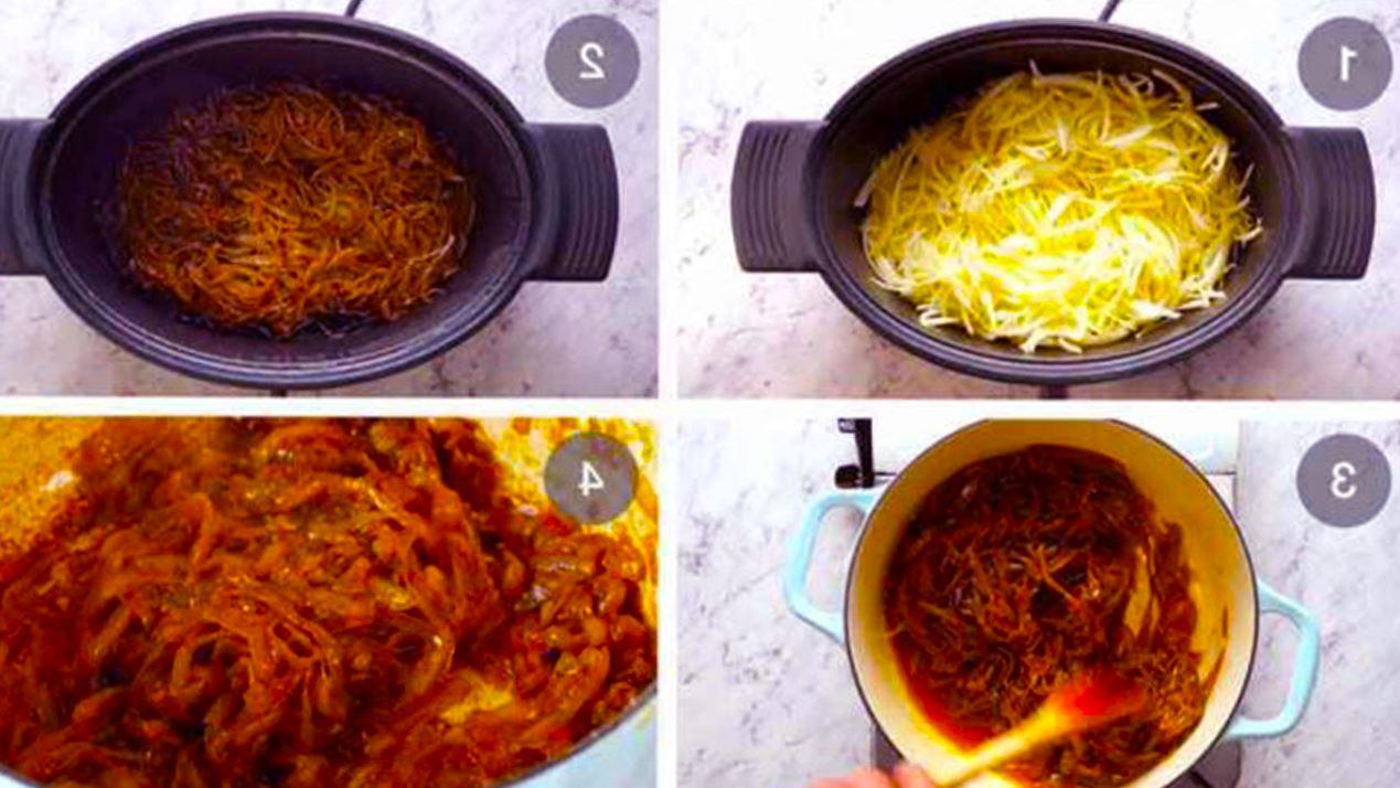 recette soupe a l'oignon