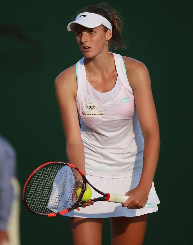 WTA hotties: 2015 Hot-100: #80 Kristyna Pliskova