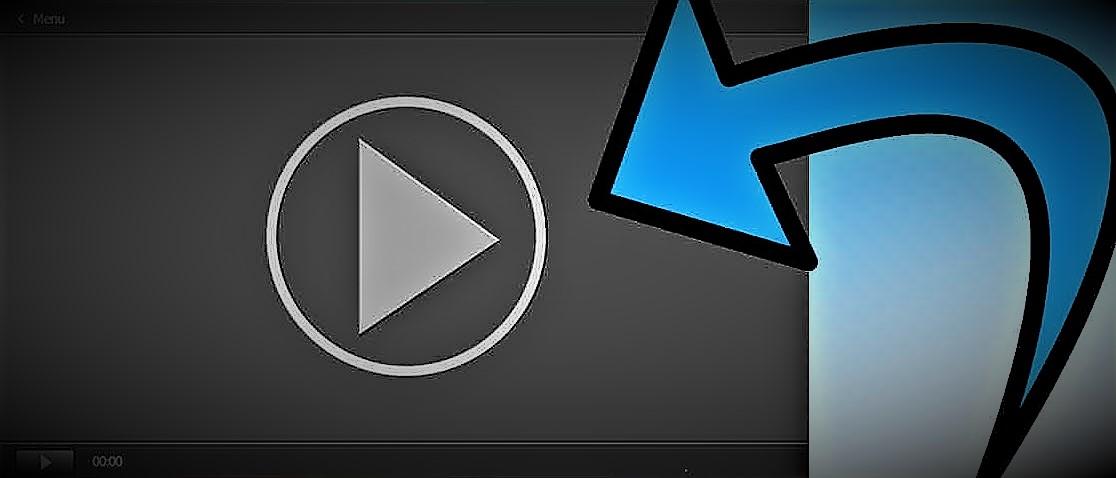 شرح تدوير الفيديو المقلوب بدون برامج