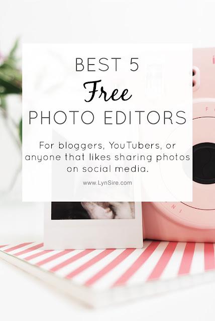 Best 5, Photo Editors, Photoshop