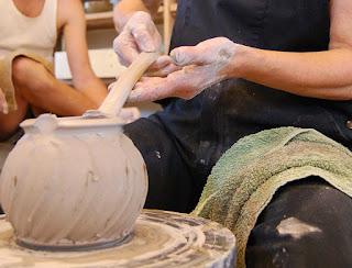 Ruthann+Tudball+2011.1 - Curso de cerâmica na Toscana