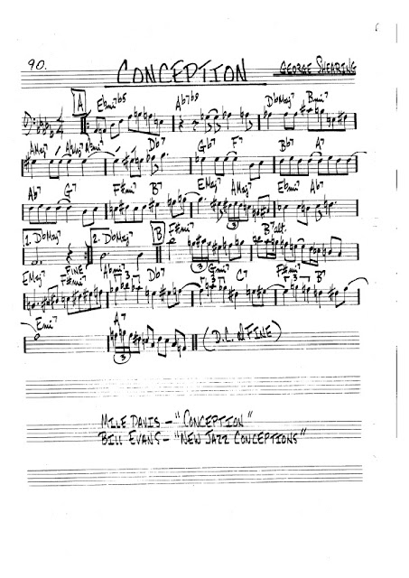 Partitura Violonchelo George Shearing