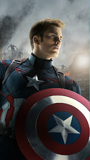 Captain America Mobile HD Wallpaper