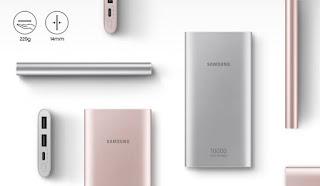 Merk Power Bank Terbaik Samsung