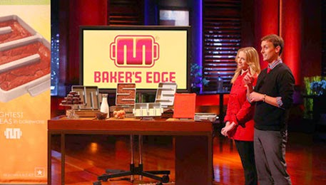 Baking Pans on Shark Tank Season Finale