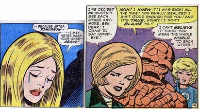 Fantastic Four 29  It Started On Yancy Street
