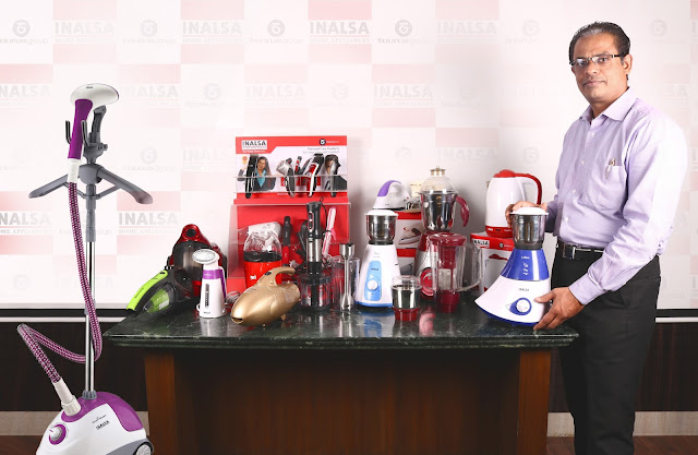 INALSA introduces 50 new kitchen and home care products this festive season