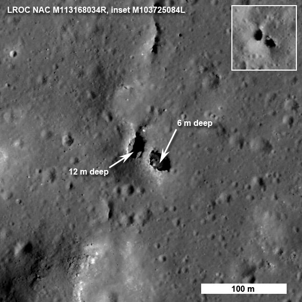 lunar land bridge