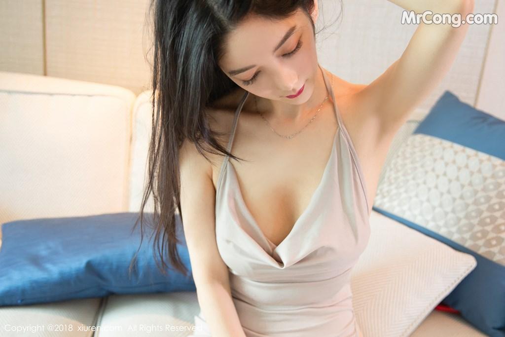 Image XIUREN-No.1141-Xiao-Reba-Angela-MrCong.com-009 in post XIUREN No.1141: Người mẫu Xiao Reba (Angela小热巴) (61 ảnh)