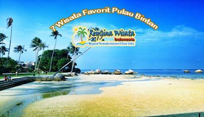 7 Wisata Favorit Pulau Bintan