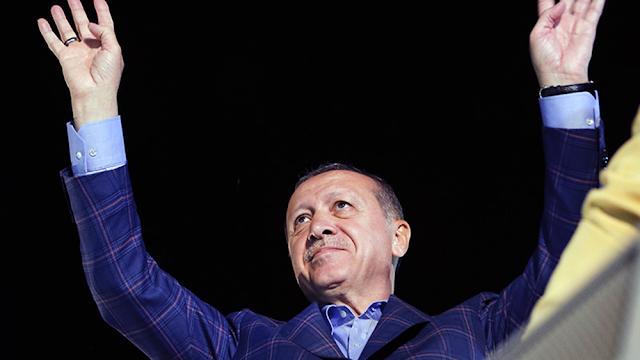 """Ερντογάν: Το σχέδιο Τραμπ είναι """"σχέδιο κατοχής"""""""