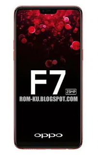 Cara Flashing Oppo F7 CPH1821