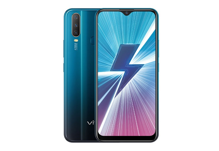 Vivo Y17 Lands in PH for only Php12,990