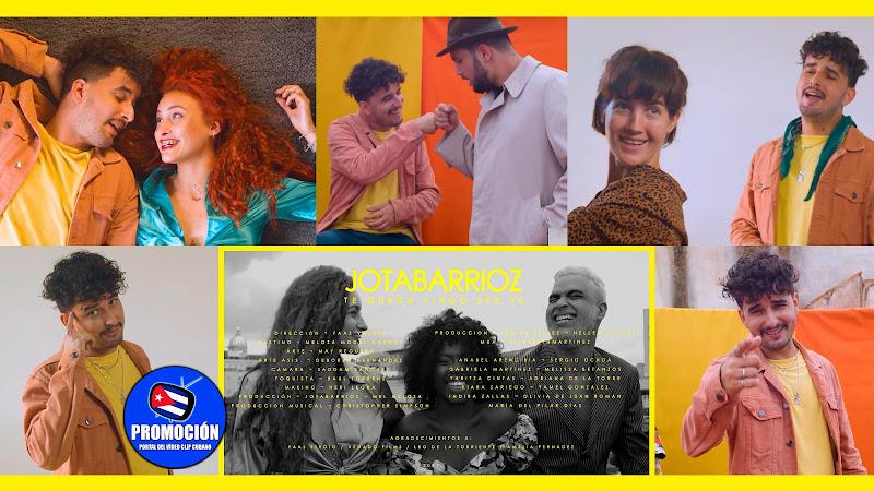 Jotabarrioz - ¨Te queda lindo ser Tú¨ - Videoclip - Director: Yaas Valdés. Portal Del Vídeo Clip Cubano. Música Pop Cubana. Canción. Cuba.