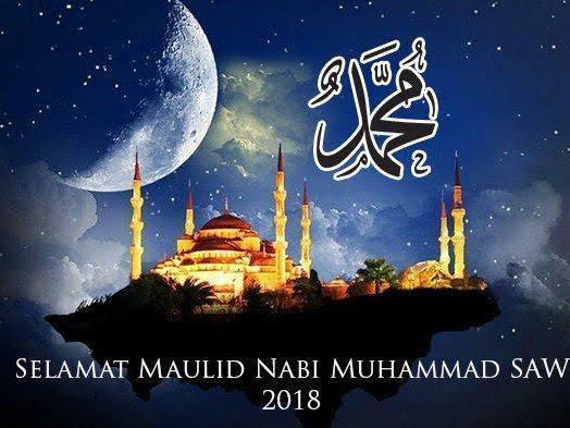 Selamat Merayakan Maulid Nabi Muhammad, Kawan.