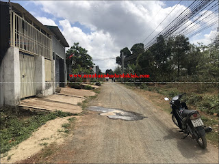 Bán đất đường Nguyễn Tri Phương Buôn Ma Thuột 1 tỷ 550