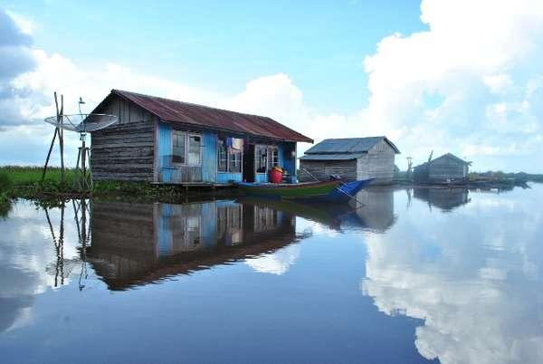 Danau Jempang | wisata kaltim | wonderful indonesia