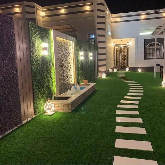 شركة تنسيق الحدائق المنزلية في جدة