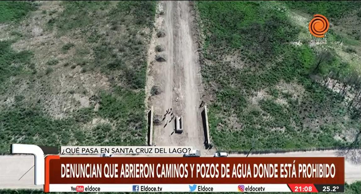 Grave: Denuncian loteos ilegales en las tierras que fueron afectadas por los incendios en Córdoba