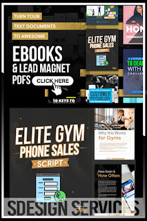 Premium quality lead Magnet PDF Design create a stunning lead magnet PDF attract leads