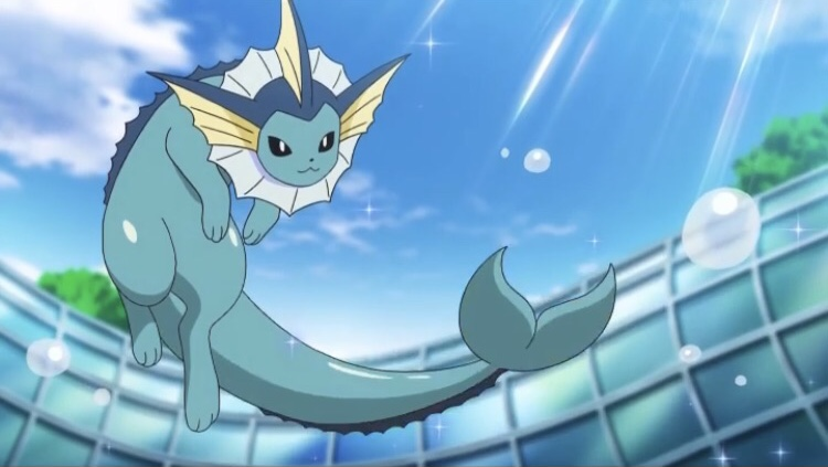 Best Water Names for Water Type Pokemon