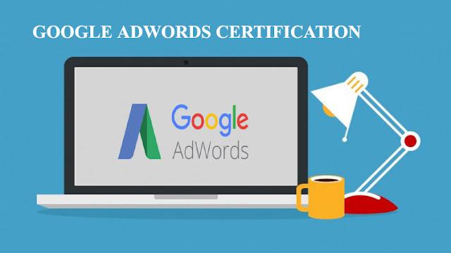 Imagen sobre Certificación de Google Adwords