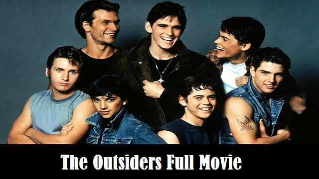 The Outsiders Full Movie Watch Download online free
