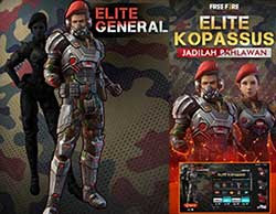 Cara Mendapatkan Bundle Elite Kopassus Event